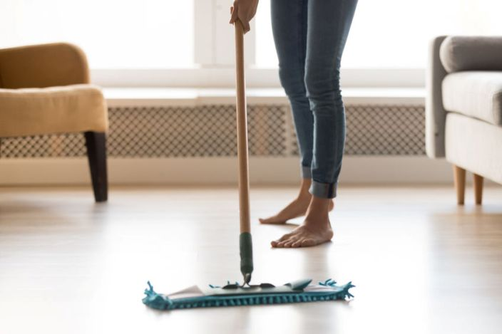 Proper Disinfection Techniques for Your Floors