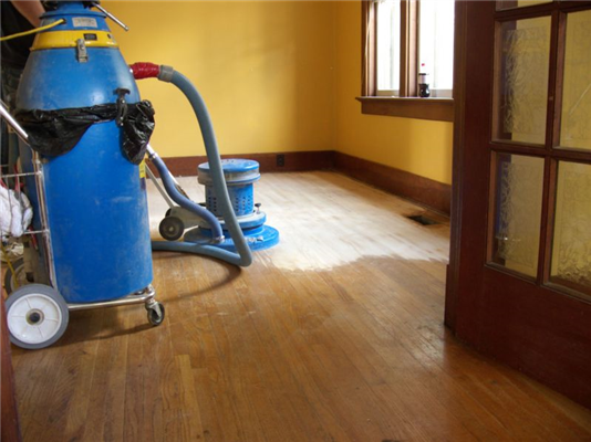 Changing the Color of Your Hardwood Floors