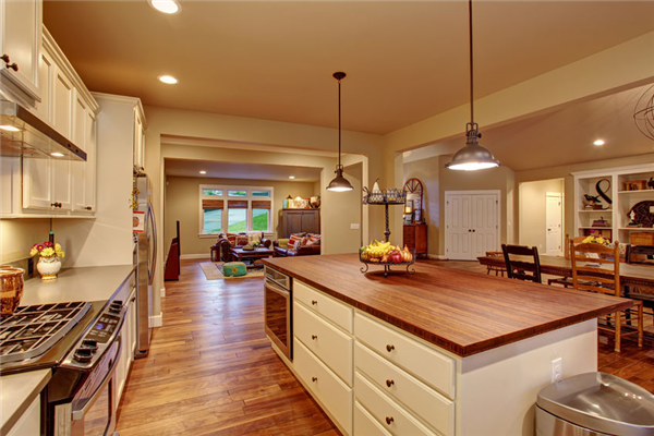Why Installing Hardwood Flooring Throughout a Home is a Great Idea