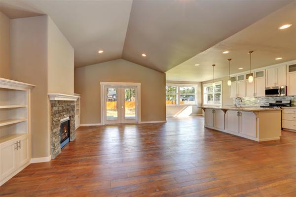 Dealing With Temperature Warping in Hardwood Floors