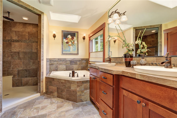 Bring the Outside in with Beautiful Stone Flooring
