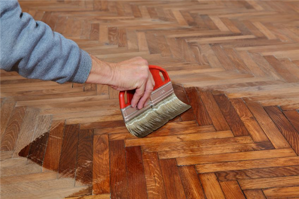 Before Installing New Flooring Consider the Option to Restore Vintage Solid Wood Flooring