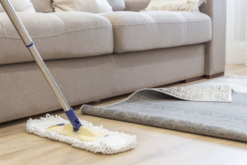 Keeping Your New Hardwood Floors Scratch-Free